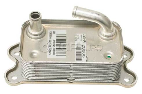 Volvo Oil Cooler (C70 C30 S40 V50 S60) - Genuine Volvo 31201909