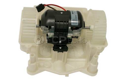 Mercedes HVAC Blower Motor Front - Genuine Mercedes 2218202714