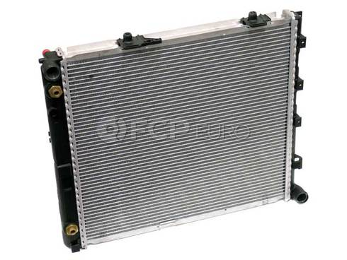 Mercedes Radiator (300D) - Genuine Mercedes 1245009803