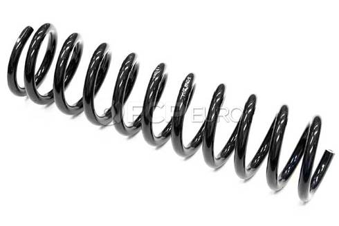 Mercedes Coil Spring Front (S500) - Genuine Mercedes 1403210804