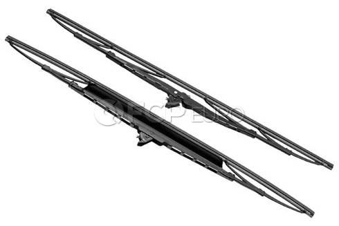 BMW Windshield Wiper Blade Set - Genuine BMW 61610427669