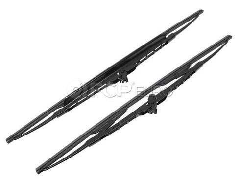 BMW Windshield Wiper Blade Set - Genuine BMW 61619069197