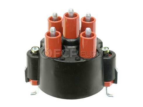 Mercedes Distributor Cap (190E) - Genuine Mercedes 0001584302