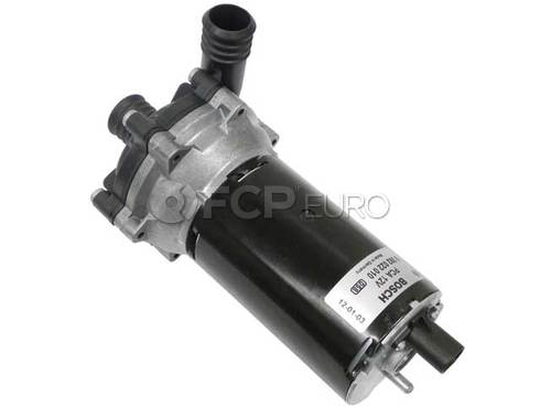 Mercedes Auxiliary Water Pump - Genuine Mercedes 0005000386