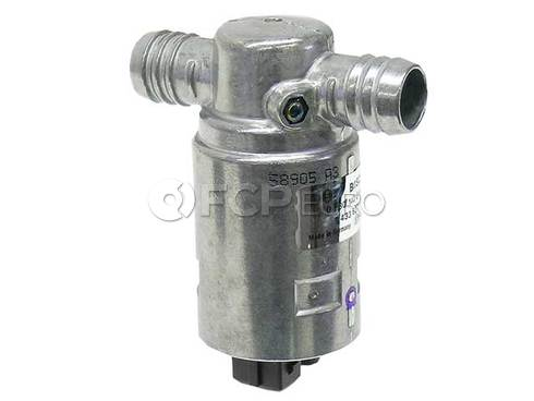 BMW Fuel Injection Idle Air Control Valve (318i 318is 318ti) - Genuine BMW 13411433627