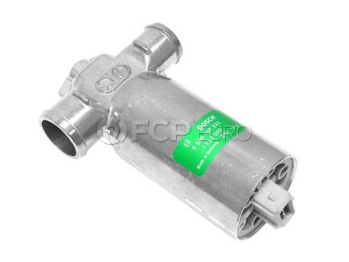 BMW Idle Control Valve (ICV) - Genuine BMW 13411733090