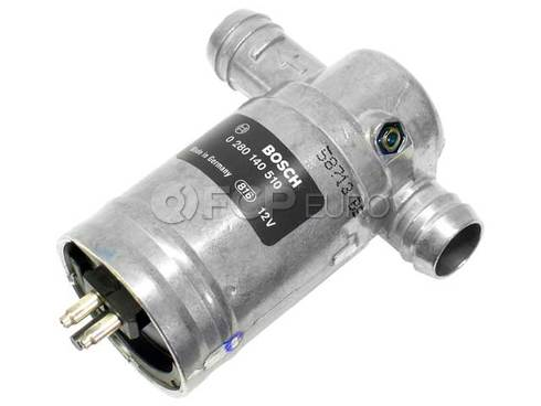 Mercedes Fuel Injection Idle Air Control Valve - Genuine Mercedes 0001412225