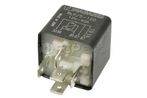 BMW Diode Relay (318i 533i 733i M6) - Genuine BMW 12631710726