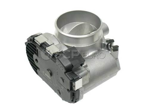 Mercedes Fuel Injection Throttle Body (SLK230 C230) - Genuine Mercedes 1110980050