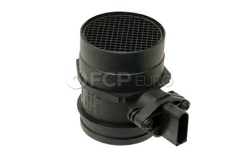 BMW Mass Air Flow Sensor (760Li 760i) - Genuine BMW 13627566987
