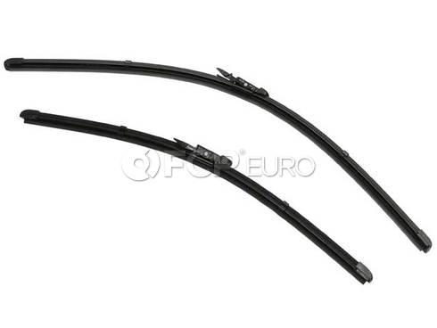 BMW Wiper Blade Set - Genuine BMW 61612158219