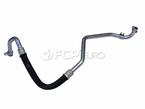 BMW Oil Cooler Return Pipe - Genuine BMW 17222284078