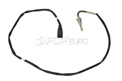 VW Audi Exhaust Temperature Sensor (Jetta Golf A3) - Genuine VW Audi 03L906088EJ