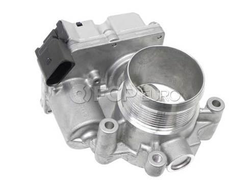 VW Audi Fuel Injection Throttle Body - Genuine VW Audi 03G128063T