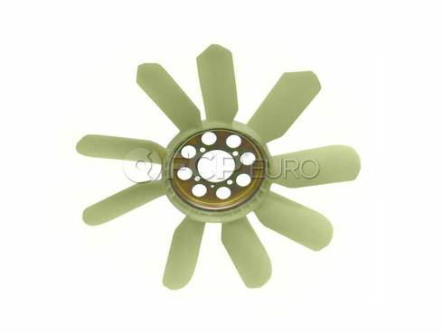 Mercedes Engine Cooling Fan Clutch Blade (300CD 300D 300SD 300TD) - Genuine Mercedes 1102000323