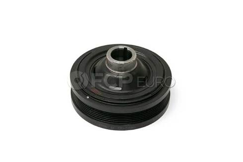 Mercedes Engine Crankshaft Pulley - Genuine Mercedes 2760300903