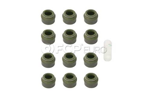 BMW Repair Kit Valve Seal Ring (D=10,8Mm)(2800CS 3.0CS 528i) - Genuine BMW 11349059170