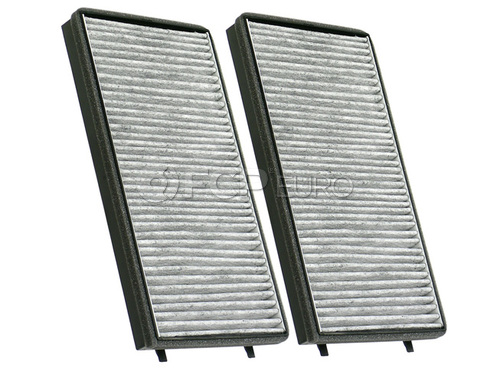 BMW Charcoal Cabin Air Filter Set (E65 E66) - Genuine BMW 64119272643