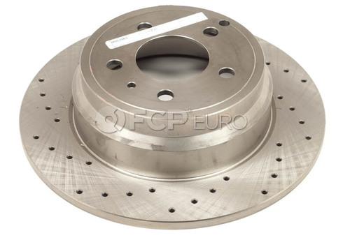 Volvo Brake Disc - Zimmermann 31262099