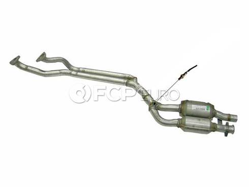 BMW Catalytic Converter (525i) - Genuine BMW 18301728417