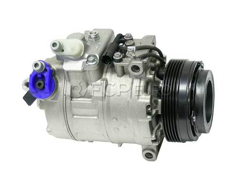 BMW A/C Compressor (E39 E46) - Genuine BMW 64526910458