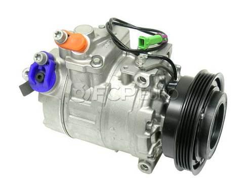 VW A/C Compressor - Genuine VW Audi 8D0260805RX