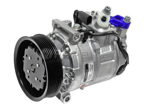 VW A/C Compressor (Touareg) - Genuine VW Audi 7L6820803B