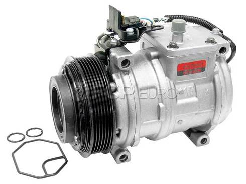 Mercedes A/C Compressor (SL600 SL320) - Genuine Mercedes 0002303611