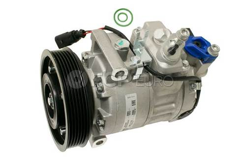 Mercedes A/C Compressor (S65 AMG S600 CL600 CL65 AMG) - Genuine Mercedes 0022308111