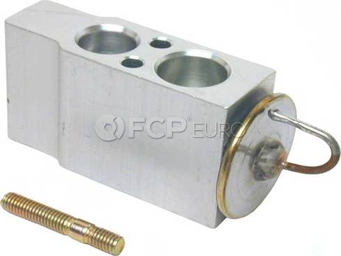Mercedes A/C Expansion Valve Front - Genuine Mercedes 163830008439