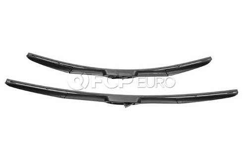 BMW Windshield Wiper Blade Set - Genuine BMW 61610039697