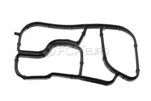 Audi VW Engine Oil Cooler Gasket - Genuine VW Audi 06J117070C