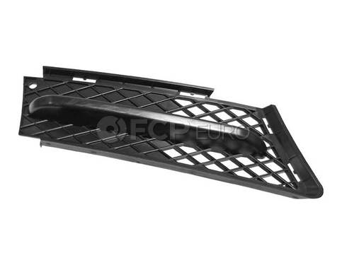 BMW Bumper Cover Grille Front Right (E90 E91) - Genuine BMW 51117134082