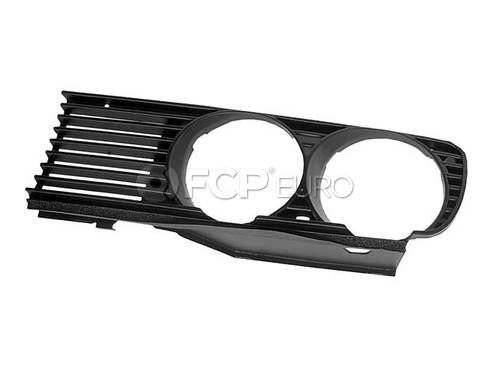 BMW Grille Right (E30) - Genuine BMW 51131945886