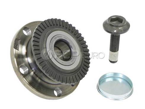 Audi Axle Bearing and Hub Assembly Rear (A4) - Genuine VW Audi 8E0598611C