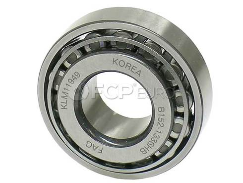Mercedes Wheel Bearing Front Outer - Genuine Mercedes 0009815905