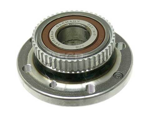 BMW Wheel Bearing and Hub Assembly Front (E30) - Genuine BMW 31211129576