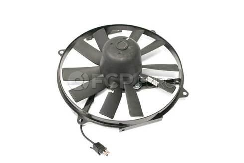 Mercedes Auxiliary Fan Assembly - Genuine Mercedes 0005008593