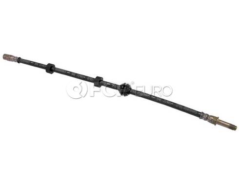 VW Brake Hydraulic Line Front Left (Cabrio Corrado Jetta Golf) - Genuine VW Audi 1H0611701F