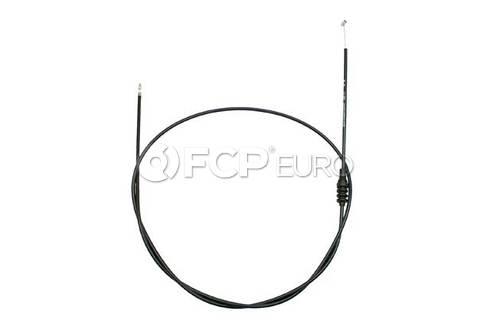 Mercedes Hood Release Cable (C220 C280 C230 CLK320) - Genuine Mercedes 2028800059