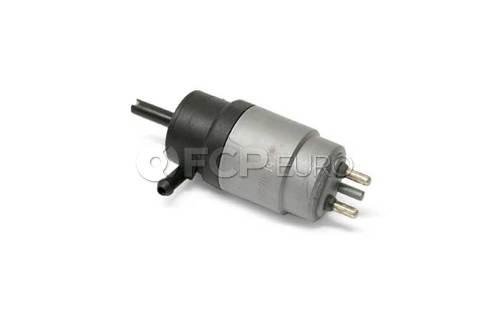 Mercedes Windshield Washer Pump - Genuine Mercedes 1408690221