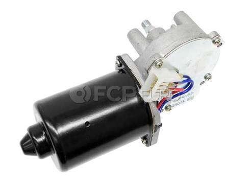 VW Windshield Wiper Motor Front - Genuine VW Audi 1C0955119