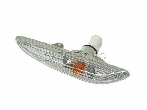 BMW Addit. Turn Indicator Lamp Left White - Genuine BMW 63133418447