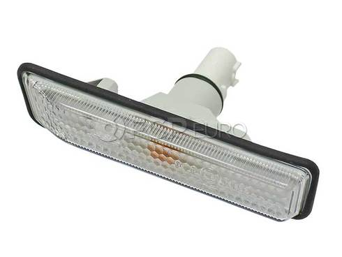 BMW Addit. Turn Indicator Lamp Left White - Genuine BMW 63137164491
