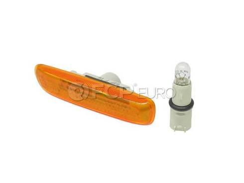 BMW Turn Signal Assembly Left (E46) - Genuine BMW 63138370719