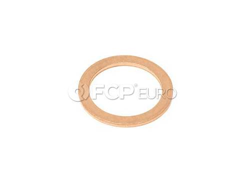 Porsche Engine Oil Drain Plug Gasket (911) - Genuine Porsche 90012300920