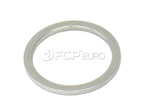 Porsche Turbocharger Oil Line Gasket Lower (Cayenne) - Genuine Porsche 90012313130