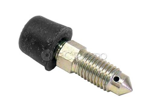 BMW Brake Bleeder Screw - Genuine BMW 34111153197