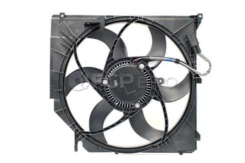 BMW Engine Cooling Fan Assembly (X3) - Genuine BMW 17113452509