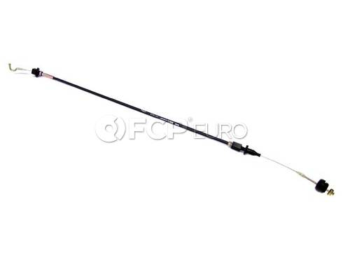 BMW Accelerator Bowden Cable (318i) - Genuine BMW 35411154625